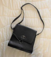 391. Crna torba preko ramena, poštarska