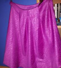 💗 P.S. roze suknja 💗 kao nova