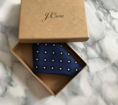 J.Crew maramica za džep sa dva lica
