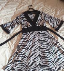 Svecana haljina sa sljokicama