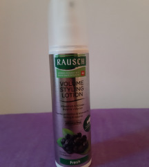 Rausch volume styling heat protect lotion