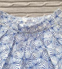 Okadi plavo bela suknja 140