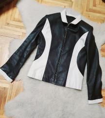 Prava koža,jaknica/sako