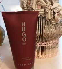 HUGO BOSS body lotion