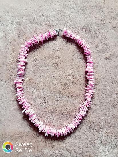 Havajska letnja ogrlica
