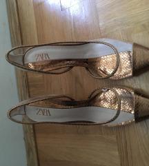 Zara nove cipele sa stiklom