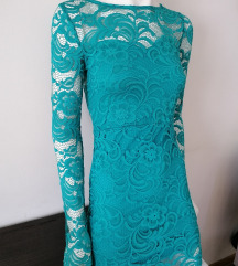 H&M haljina od cipke/NOVO
