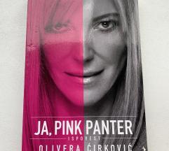 JA PINK PANTER knjiga