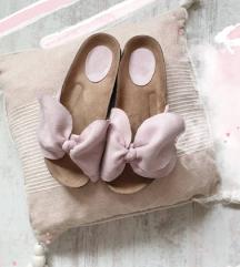 Papuce kozne/baby
