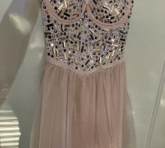Svečana haljina korset + til