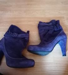 Ljubičaste  čizme