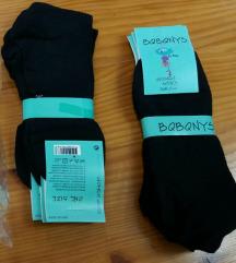 Čarape nazuvice 2 para