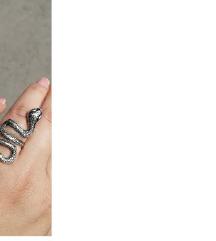 Podesivi prsten zmija