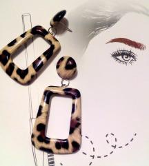 Leopard geometrijske mindjuse