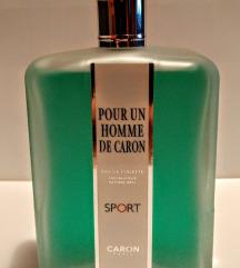 Caron Pour Un Homme Sport dekanti