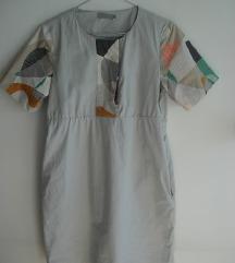Rezz COS siva haljina M