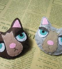 Mačke brošići
