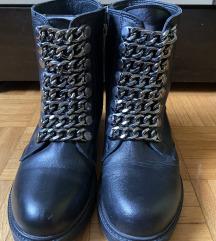 Kožne cipele Efetti
