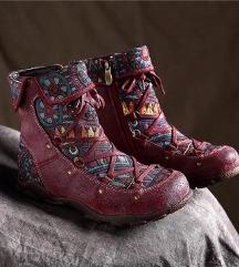 Retro cipele Bohemian Red 38