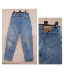 High waisted LEVIS JEANS, vintage, 38