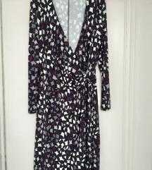 Haljina na preklop,Gina Laura,XL