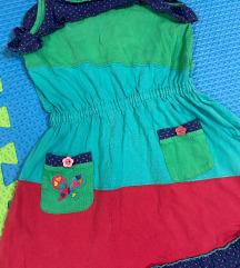 Lc waikiki haljinica na bretele