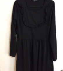 Crna haljina vel.L