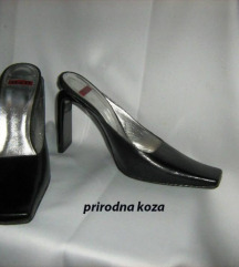 papuce kozne -35,5 - italijanske Ti X Ti