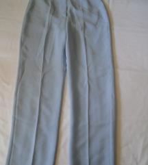 Bebi plave poslovne pantalone