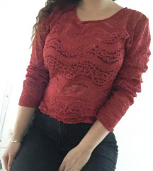 Crvena bluzica