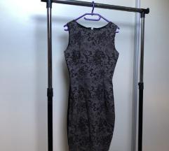 Elegantna haljina iznad kolena