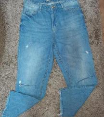 Nove mom jeans farmerke 1