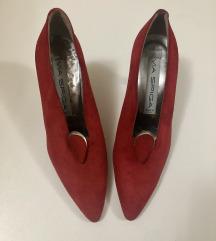 Via Spiga crvene cipele