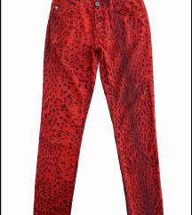 Just Cavalli animal pantalone 28