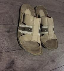 muske kozne papuce NOVE