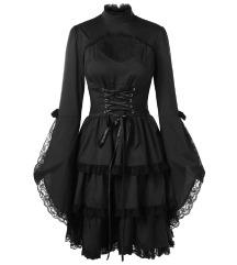 Nova punk-goth haljina SNIZENO