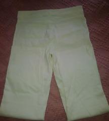 Zenske bele pantalone 42