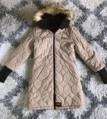 Zimska jakna sa dva lica, u top stanju, S/M