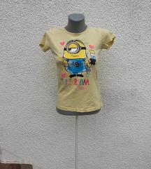 Minion majica 134/140