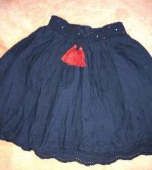 Suknja 104-110