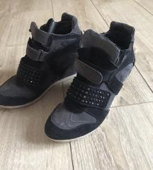 Alberta Feretti kožne original cipele 37