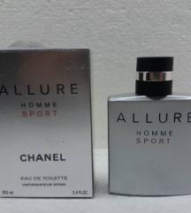 Chanel Allure home sport