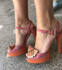 MISS SIXTY stikle potpetice sandale PRELEPE