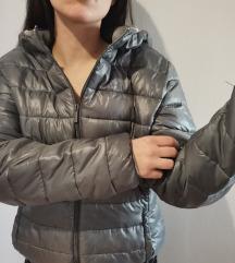 Terranova siva šuškava jakna