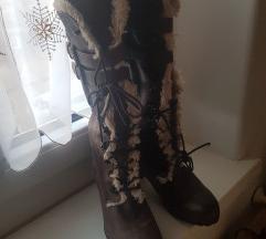 Futrovane cizme
