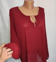 Bluza za punije dame
