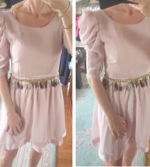 CELYN B - nova haljina 100% svila