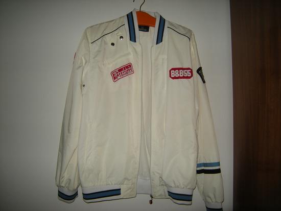 NEW MOSKITOS  bela sportska muška jakna