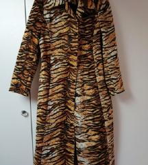 Mantil tigrasti print