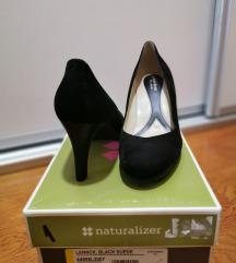 NOVO! Naturalizer cipele na stiklu-velur koza